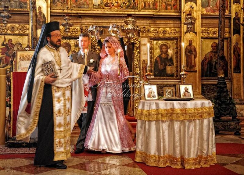 Венчание в италии в православной церкви