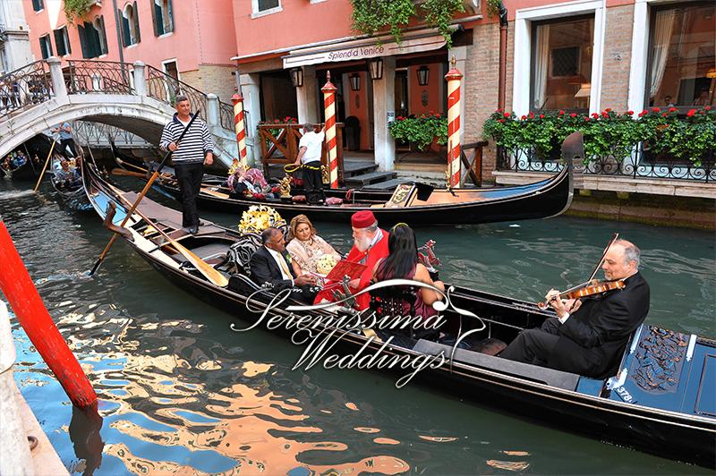 Exceptionnel Mariages Symboliques à Venise - Renouvellement de Voeux à Venise BG47