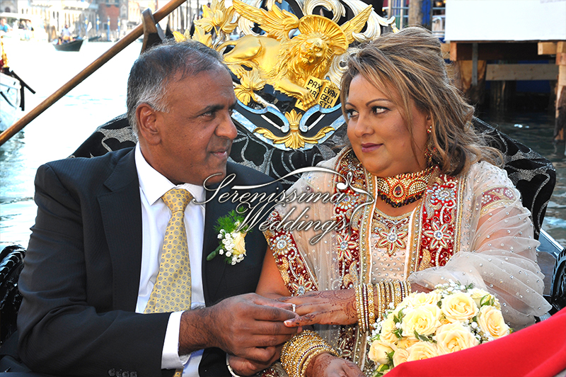 Symbolic Weddings in Venice - Renewal of Wedding Vows in Venice