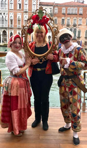 Renewal Of Vows And Wedding Anniversary In Venice The Most Romantic City World